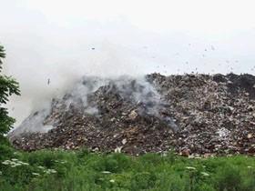 Свалки для мусора каждый день увеличиваются