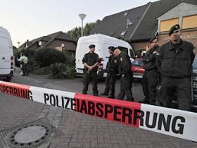 полиция,Германия