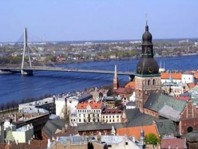 Латвия,рига
