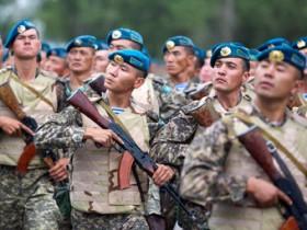 армия,Казахстан