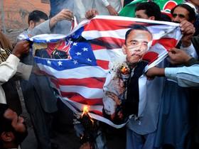 протест,Пакистан