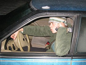 неопытный водитель,подросток,