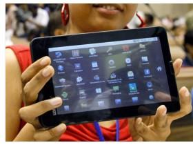В Индии выходит планшетник Aakash 2 стоимостью