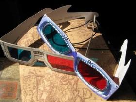 3D,очки