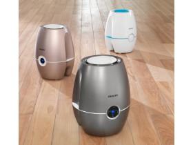 Philips продемонстрировала  смачиватель воздуха Philips Лотус