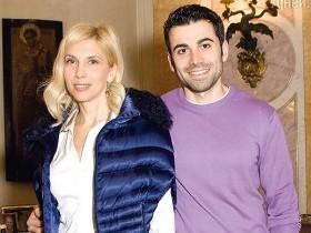 Алена Свиридова с Давидом