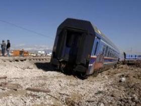 греция,поезд