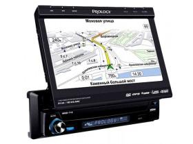 Линейка Prology пополнилась GPS-навигаторами