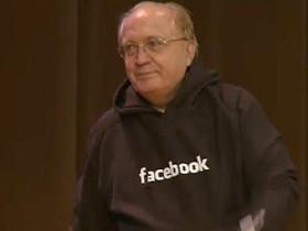 Цукерберг презентовал ректору МГУ толстовку со знаком социальные сети