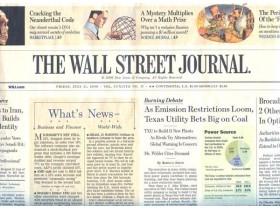 The Wall Стрит Journal