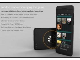 BlackBerry Лагуна