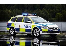 Шведская милиция отняла 3 компьютера