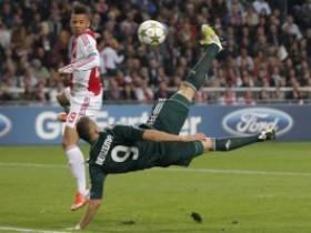 Аякс - Реал