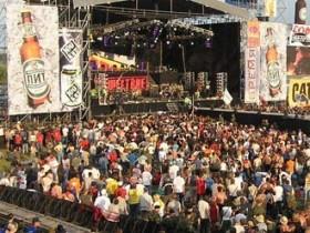Нашествие,Фестиваль