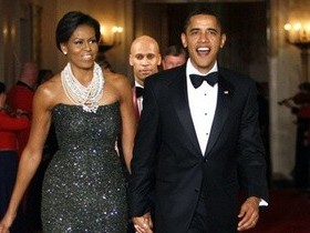 Мишель,Обама