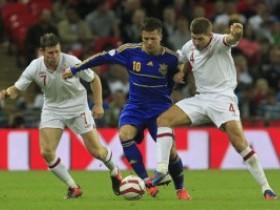 Сборная Украины,сборнаяч Англии,
