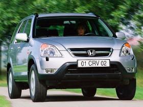 Хонда, CR-V,