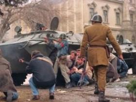 революция в Румынии 1989