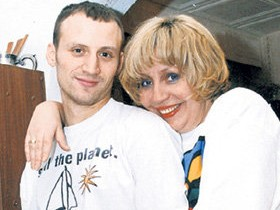 Мария Голуб,Анатолий Белый