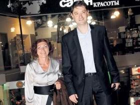 Роза Сябитова с новым другом
