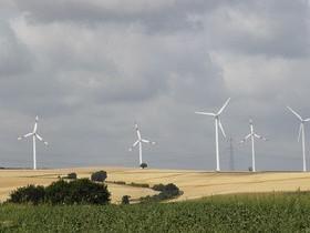 ветряные,электростанции