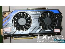 MSI GeForce GTX 660 Hawk Edition