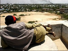 Сомали,боевик
