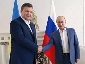 Путин,Янукович