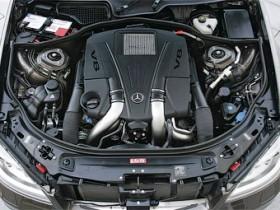 моторы V6 и V8