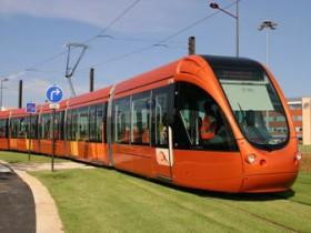 трамвай,скоростной