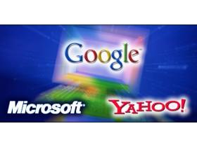 Google, Майкрософт и Yahoo!