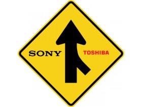 Sony и Toshiba