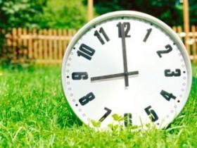 летнее,время