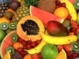 диковинные,плоды