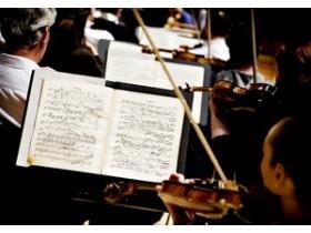 Симфонический оркестр дал вечер в аэропорту Heathrow