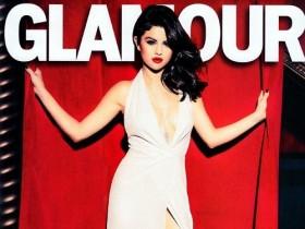 Женщина-вамп: Cелена Гомес завоевала блеск Glamour (Фото)