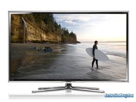 «Самсунг» продемонстрировала собственные узкие Full HD LED-телевизоры