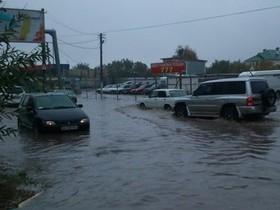 Одесса,потоп