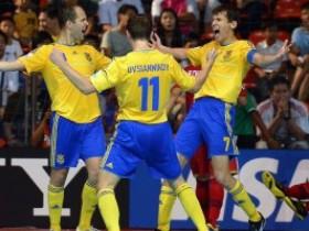 минифутбол,сборная Украины,