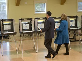 Ромни,голосование в Соединенных Штатах