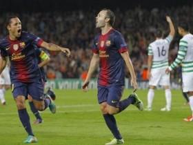 «Селтик» – «Барселона»