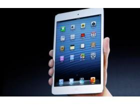 Экран Эпл iPod мини не безупречен