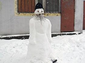 снежный,священник