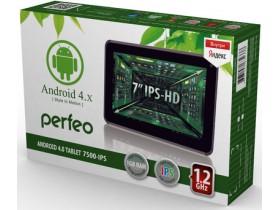 """""""Видеосервис"""" продемонстрировала многопланшетный персональный компьютер Perfeo 7500"""