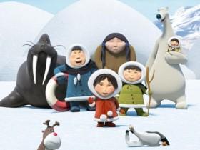 эскимоска,мультфильм