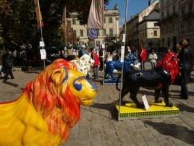 парад,львов