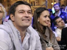 Андрей Ющенко,с супругой