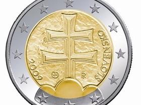 монетка,Словакия