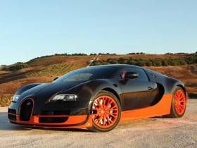Bugatti Veyron Супер
