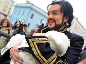 Киркоров с малышом